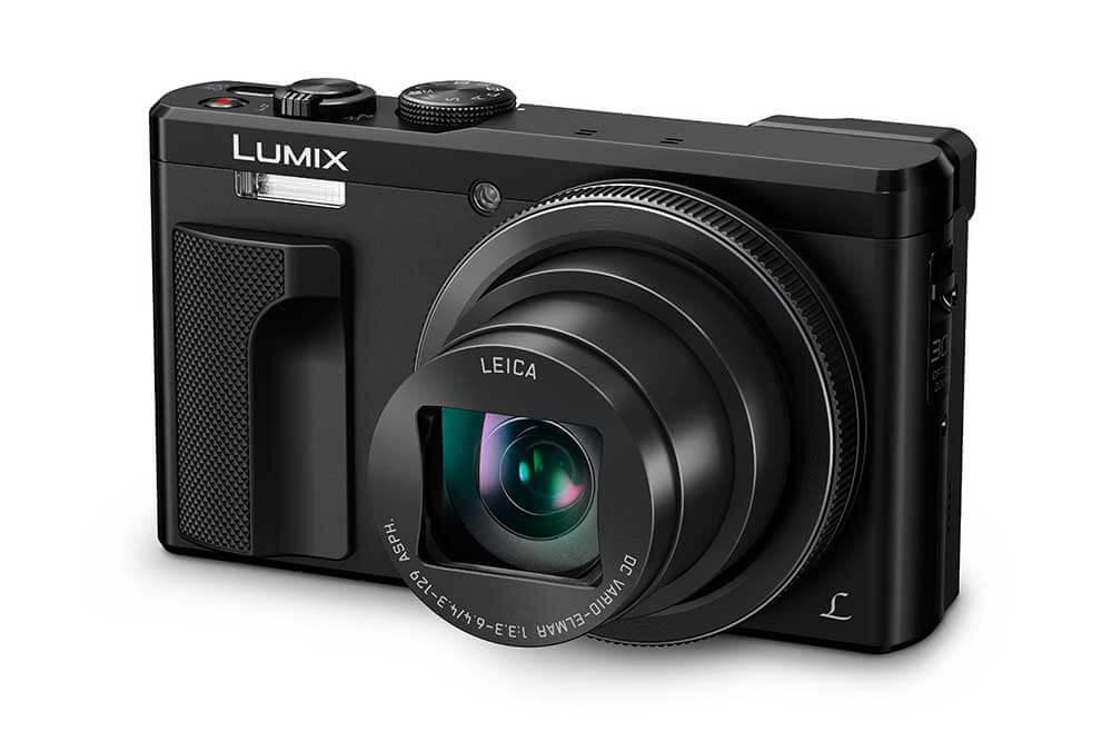 Panasonic Lumix TZ81 Fokus