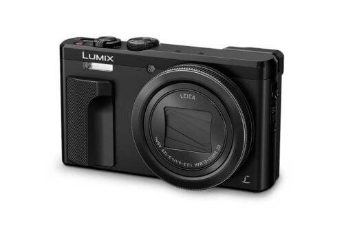 Panasonic Lumix TZ81 Halb