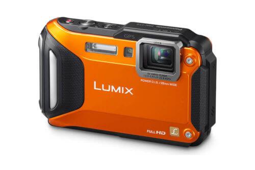 Panasonic Lumix DMC FT5