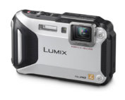 Panasonic Lumix DMC FT5 Silber