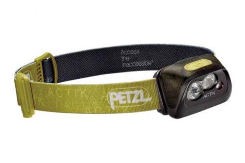 Petzl Actik Core Grün