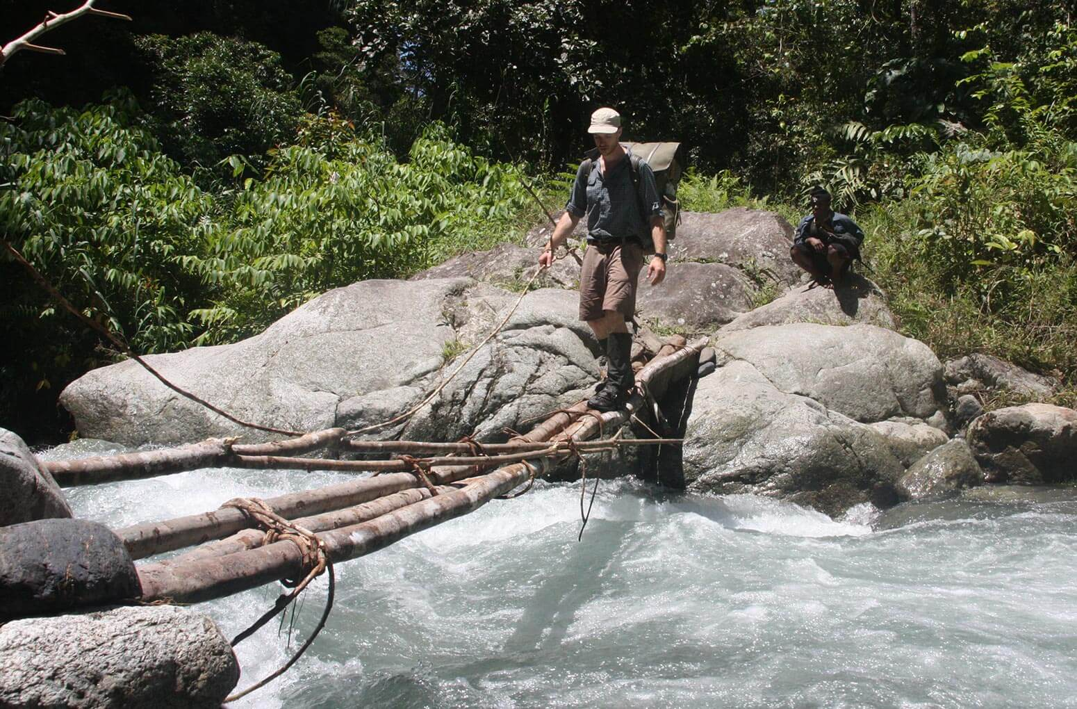 Crossing River png