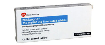 Reiseapotheke Malariatabletten
