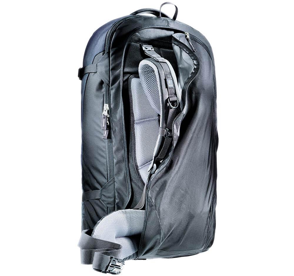 Deuter Traveller Reiserucksack hinten zu