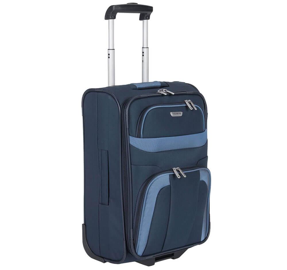 Reisetrolley Travelite blau