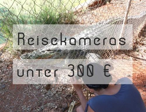 Reisekamera-Test | Top 3 Reisezoom Kameras bis 300€