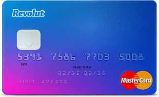 Revolut kostenlose Kreditkarte