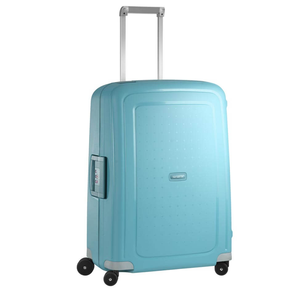 Samsonite Scure Spinner hellblau