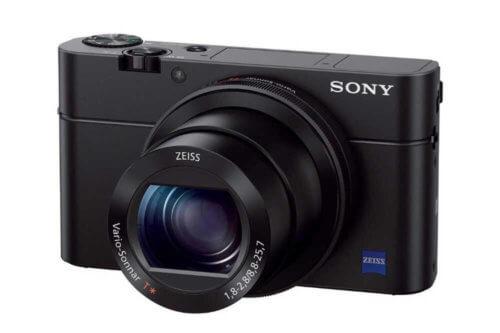 Sony DSC RX100 III zoom