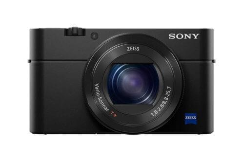 Sony DSC RC100 IV