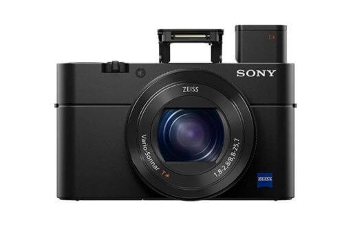 Sony DSC RC100 IV Sucher