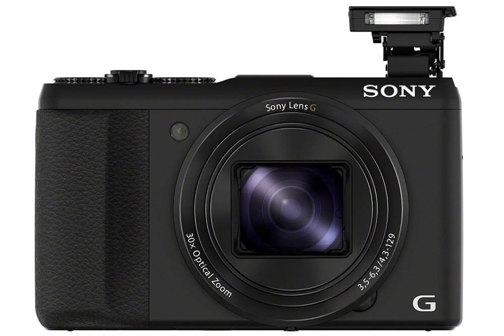 Sony DSC-HX50V Blitz
