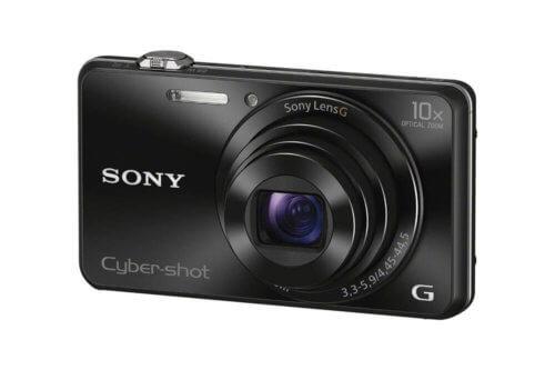 Sony DSC-WX220 Zoom