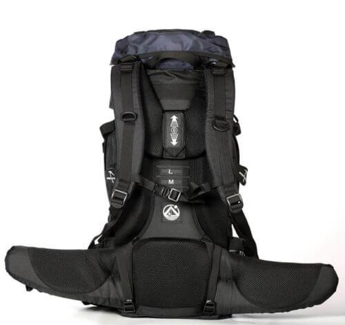 Trekkingrucksack Outdoorer Trek Bag Hinten
