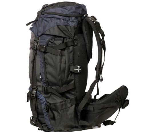 Trekkingrucksack Outdoorer Trek Bag Seite