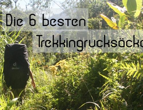Die 6 besten Trekkingrucksäcke im Test