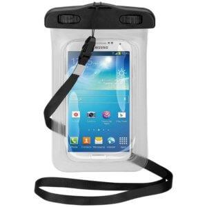 Unterwasserhüllen für Kameras und Smartphones
