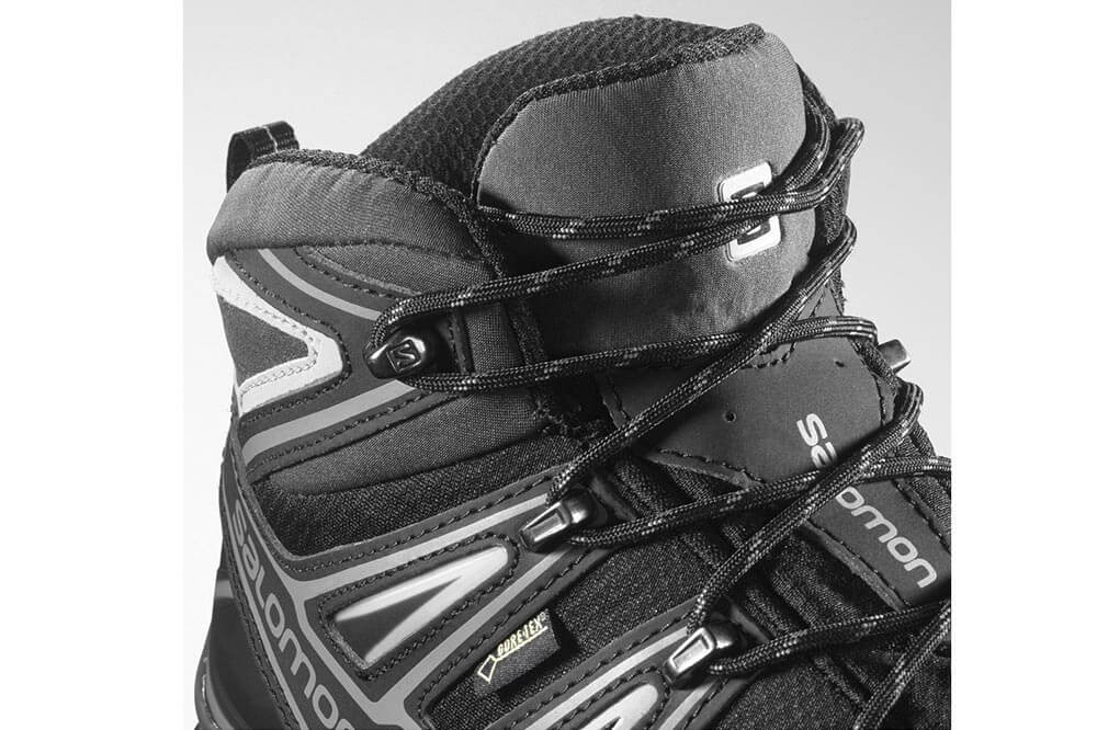 Wanderschuhe Test Salomon