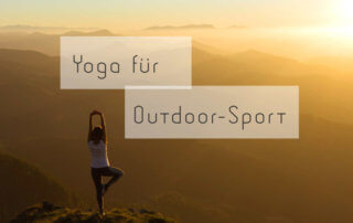 Yoga für Outdoor-Sportler